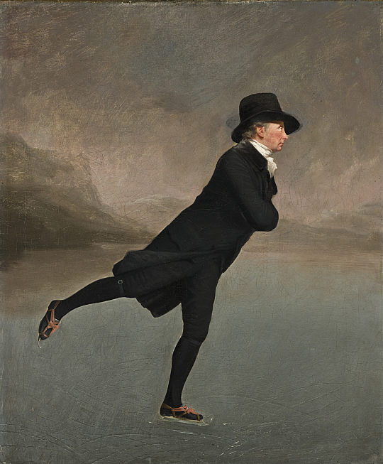 Painting by Sir Henry Raeburn